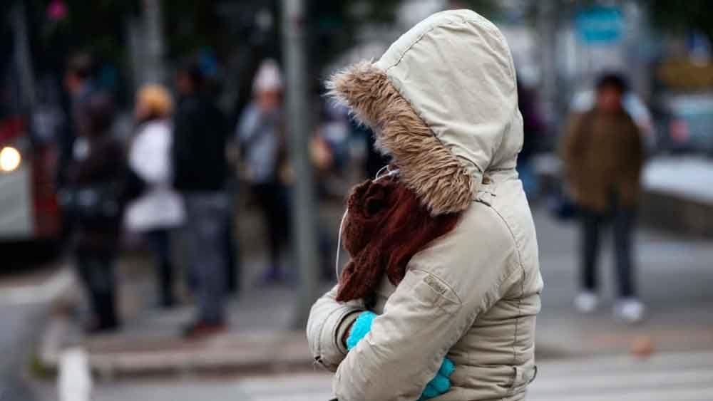 Frente frío llega a Baja California, lloverá en Tijuana