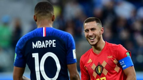 Real Madrid busca vender a Hazard para comprar a Mbappé