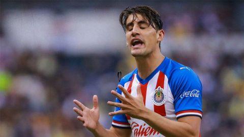 Con tal de deshacerse de él, Chivas casi regala jugador a la MLS