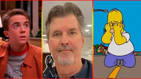 "Fallece David Richardson, guionista de ""Los Simpson"""