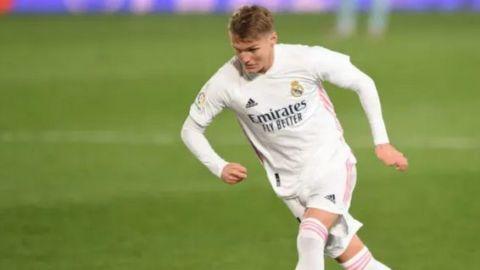 Odegaard pide salir del Real Madrid; Real Sociedad lo quiere de nuevo