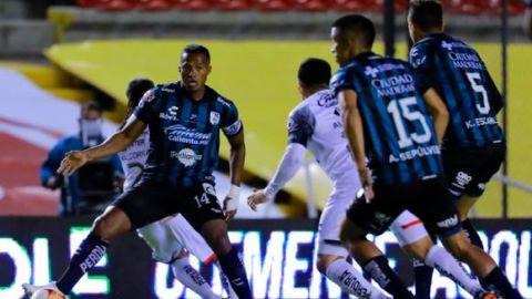 Alexis Doldán confía en el poder ofensivo del Querétaro