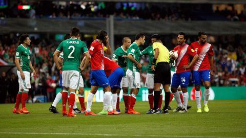 Confirman el amistoso Costa Rica vs. México para el 30 de marzo