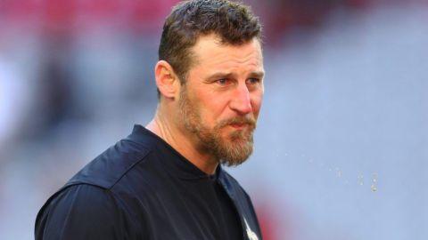 Dan Campbell, el nuevo entrenador de los decaídos Lions