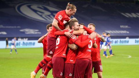 Jan Thielmann saca al Colonia del descenso y hunde al Schalke