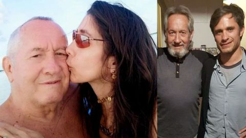 Padre de Gael García se encuentra delicado de salud