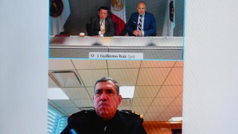 Guardia Nacional y FGE, coordinados contra la delincuencia en Tecate y Ensenada