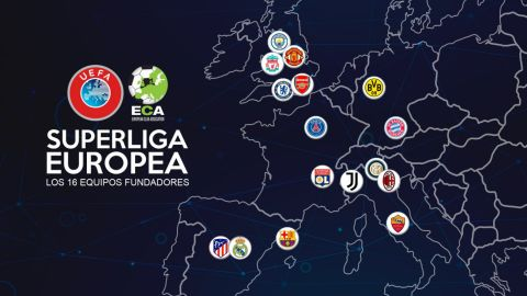 FIFA y confederaciones amenazan contra creación de Superliga