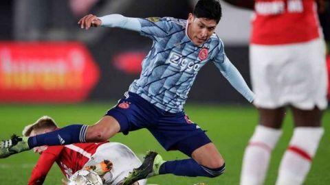 El Valencia avanza en la negociación con el Ajax por Edson Álvarez