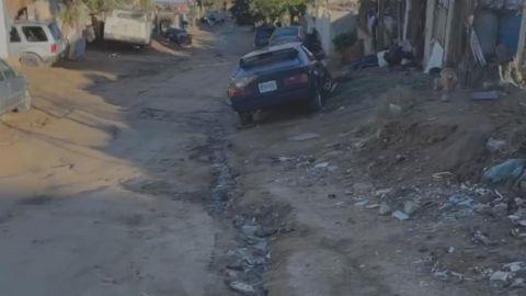 Afectadas calles sin pavimentar por lluvias