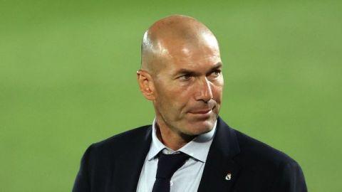 Zinedine Zidane ha dado positivo a Covid-19