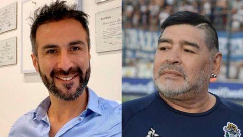 Escándalo en Argentina: médico falsificó firma de Diego Maradona