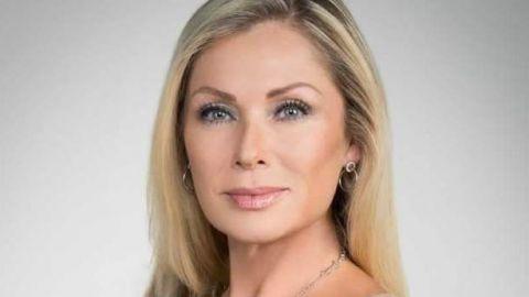 Leticia Calderón libra el Covid-19 y sale del hospital
