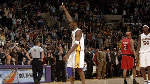 Se cumplen 15 años del partido más épico de Kobe: el día que anotó 81 puntos
