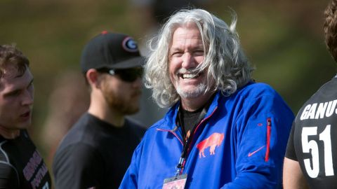 Rob Ryan regresa a los emparrillados