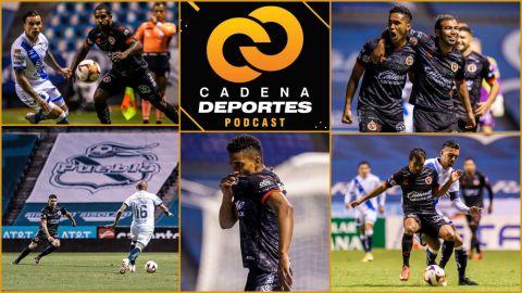 CADENA DEPORTES PODCAST Análisis J3, Puebla vs Xolos: Ya se ganó fuera de casa
