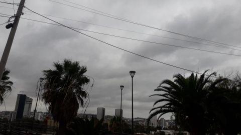 Pronostican fuertes lluvias y granizo en Tijuana