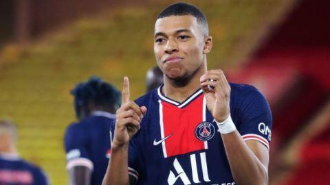 Incierto futuro de Mbappe en el Paris Saint-Germain