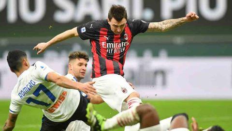 AC Milán es campeón de invierno, pese a ser goleado