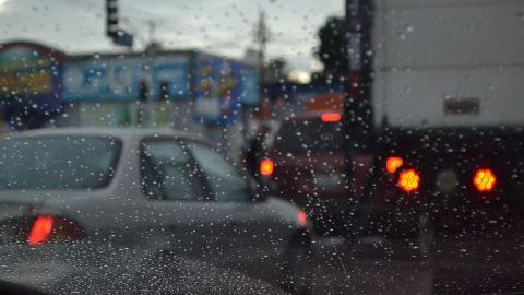 Aumentan hechos de tránsito durante lluvias