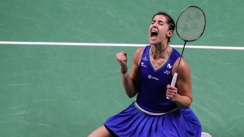 Carolina vuelve a ganar en Bangkok y prolonga su racha perfecta en 2021