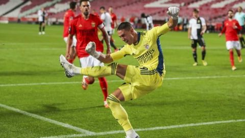 El Benfica suma dos nuevos positivos y se queda sin los dos porteros