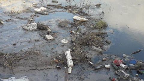 Vecinos denuncian malos olores por acumulación de basura