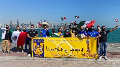 Ya esperan a Tigres en Qatar