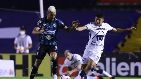 VIDEO: Gallos domina a Pumas en la Corregidora