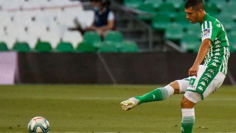 Pellegrini descarta a Guido Rodríguez para Copa del Rey