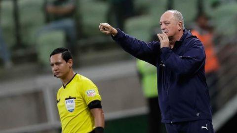 Scolari deja el Cruzeiro a salvo de caer a la Tercera División de Brasil