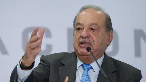 Carlos Slim Helú tiene Covid, evoluciona favorablemente