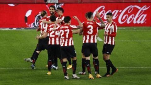 El Athletic golea al Getafe en el duelo de lunes por la noche