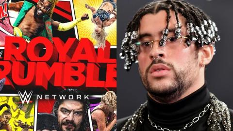 Bad Bunny cantará en Royal Rumble