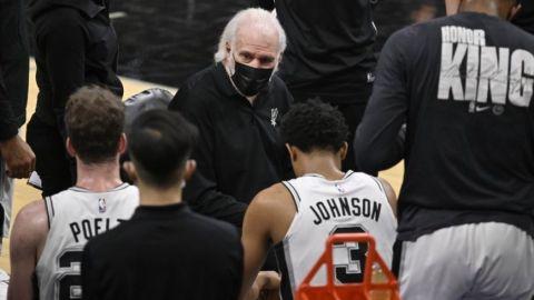 Suspenden partido de Spurs contra Pelicans por coronavirus