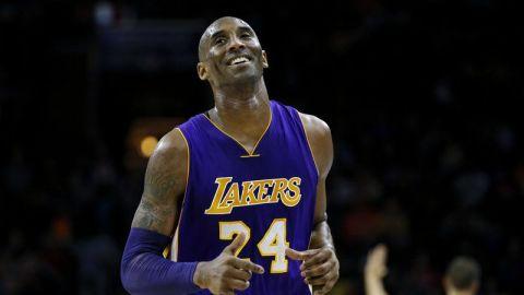 Kobe Bryant, un año sin 'Black Mamba'