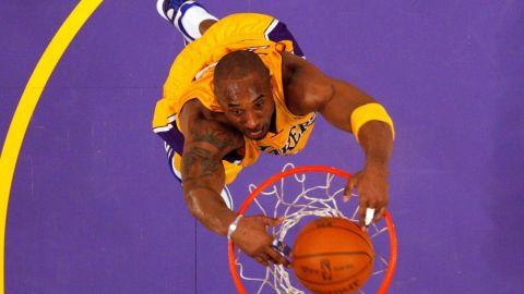 ¿Cómo fueron los hechos del accidente de Kobe Bryant?