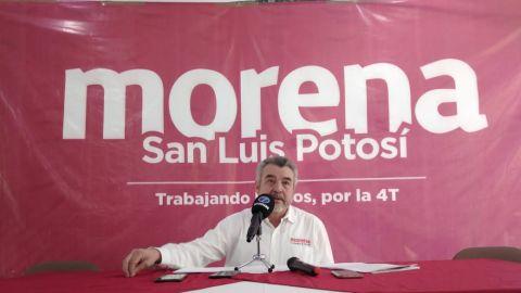 Morena anunciará antes de 10 de febrero a candidata por SLP