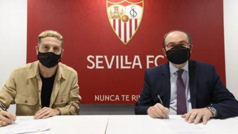 'Papu' Gómez es nuevo jugador del Sevilla
