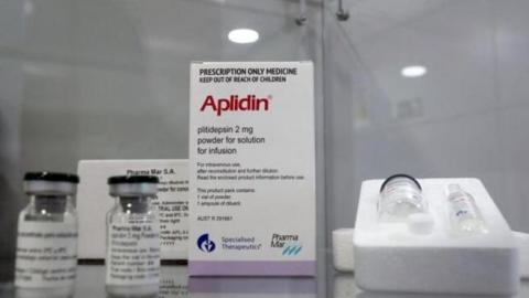Medicamento logra reducir casi al 100% la carga viral del coronavirus
