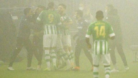 El Betis, a cuartos con dos goles de Borja Iglesias en la prórroga