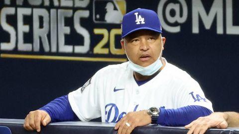 Dave Roberts reta a los Padres de San Diego