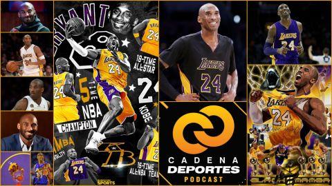 CADENA DEPORTES PODCAST: El legado de Kobe Bryant a un año de su partida