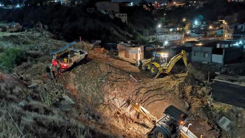 Regresa el agua a colonias afectadas por fuga del Soler