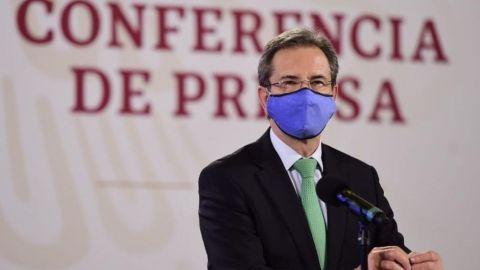 Esteban Moctezuma buscará trabajar con Biden a favor de mexicanos en EU