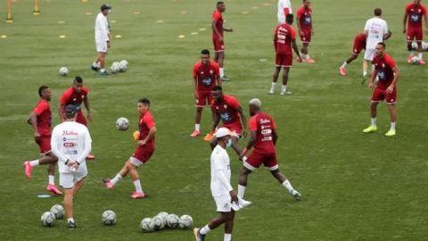 Panamá se prueba con Serbia para las eliminatorias en la Concacaf