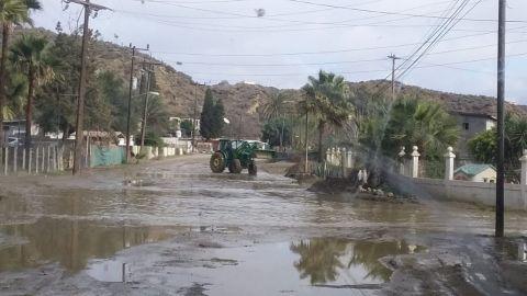 Sin afectaciones graves en El Rosario por lluvias recientes