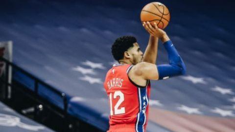 Lakers pierde invicto de visitante; 76ers ganan de último segundo