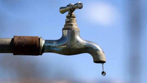 Falta de agua en Tijuana, por fallas en el sistema