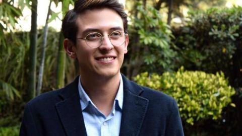 Carlos Brito Lavalle, nuevo director de Canal Once